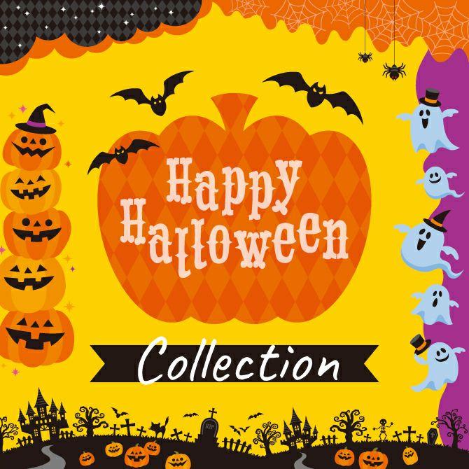 【Happy Halloween】マスク&手袋セット販売開始