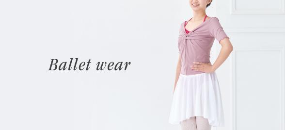Ballet wear