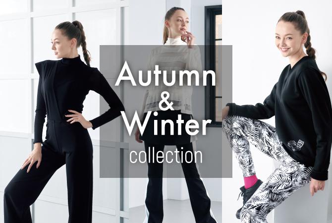 NAWA MALL, 名和株式会社, 健康体操ウェア, フィットネスウェア, 秋冬コレクション