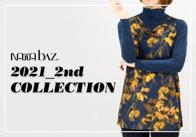 秋冬 新作 新商品 プリントチュニック Tシャツ NawabAz ナワバズ 2021年 健康体操