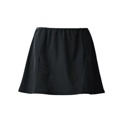 パンツのセットアップがおすすめ、オーバースカート