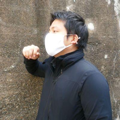 ウイルス感染力99%低減!光触媒型抗ウイルスファブリックマスク